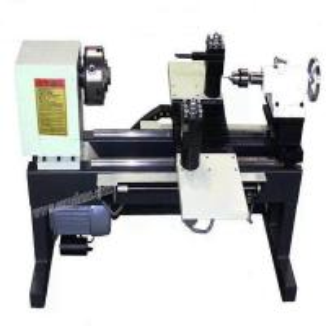 Wholesale On Promotion!CA-16 mini CNC wood lathe/wood turning lathe/buddha bead ball making machine from china suppliers