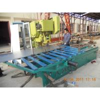 Buy cheap H Type 4mm Perforated Metal Mesh Machine 9.5T High Speed Hole Pounching from wholesalers