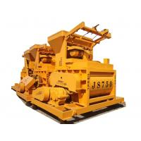 Buy cheap Compact Sand Cement Mixer Machine , Short Cycle Time Mortar Mixer Pump Machine from wholesalers