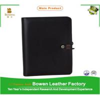 Buy cheap Gift usage and diary type pu leather diary with elastic band from wholesalers