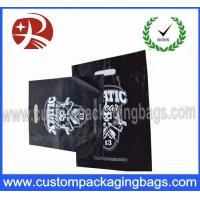 Buy cheap LDPE Die Cut Plastic Bags With Matt Finish , Puncture Resistant from wholesalers