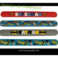 Buy cheap cheap custom silicone slap bracelet,silicone ruler slap bracelet,silicone slap wristband from wholesalers