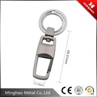 Buy cheap High quality nickel 59.51*11.7mm swivel snap hook for dog leash,Zinc alloy from wholesalers
