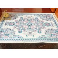 Buy cheap PVC Dots Backing Cooking Anti Slip Floor Mats Needle Punched Non Woven Printed from wholesalers