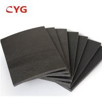 Buy cheap Black Polyolefin Closed Cell Cross Linked Polyethylene Foam Easily Assembled from wholesalers