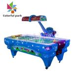 Buy cheap Amusement Coin Operated Air Hockey Table 200W With Electronic Scorer from wholesalers