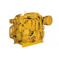 Buy cheap Small Vibration 3821*1570*2012 Used Cat Natural Gas Generator G3508A 485 EKW from wholesalers