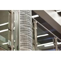 Buy cheap Powder Coating Aluminum Perforated  Panels For Column Cover/Cladding from wholesalers