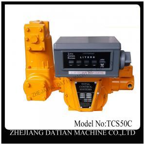 industrial volumetric high presion flow meter