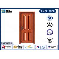 Wholesale Custom Made Internal Fire Resistant Doors / Hospital Solid Wood Internal Fire Doors from china suppliers
