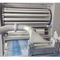China Automatic Dough Sheeter 35kw , Dough Sheeting Machine For Full Auto Fat Pump on sale
