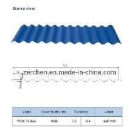 Buy cheap Color Coated Wall/Roof Tile from wholesalers