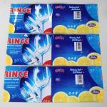 Buy cheap BOPP shrink labels for bottles / Economic heat shrink bottle labels Custom from wholesalers