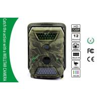 Buy cheap Digital Scouting Camera , Forest / Outdoor Deer Hunting Stealth Cameras from wholesalers