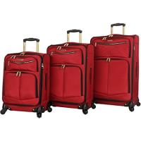 Buy cheap 600D 3 Piece EVA Trolley Luggage 170T Polyester Inner Lining product