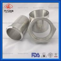 Buy cheap Flexible Sanitary Hose Fittings DIN  SMS Crimp Hydraulic Hose Ferrule from wholesalers