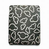 Buy cheap Sleeve for Apple's iPad with Applique Back New Pattern Design product