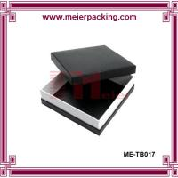 Buy cheap Small size rigid square decorative cardboard keepsake box for medal with custom logo from wholesalers