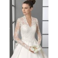 Wholesale China Wedding Dress / Long Sleeve Princess Bride Wedding Dress from china suppliers