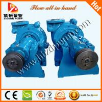 Buy cheap Rubber lined slurry pump from wholesalers