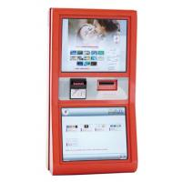 Quality Wireless Connective Motion Sensor Wifi Multimedia Kiosk For Internet / Information Access for sale