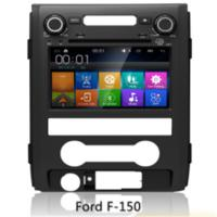 Buy cheap Touch Screen Car Dvd Player For F150 / Dual Core Andro / Expedition / Five Hundreds / Must from wholesalers