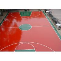 Buy cheap Futsol / Volleyball / Basketball Court Paint , Multi Playground Floor Paint Anti Slip product