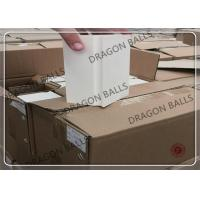 Buy cheap 92% 95% Ceramic Ball Mill Lining Brick , White High Temperature Bricks from wholesalers