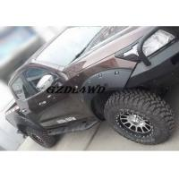 Buy cheap car engine protector wheel arch nissan navara  np300  fender flare from wholesalers