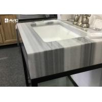 Wholesale Turkey Marmaray White Marble Vanity Tops , Marble Kitchen Countertops from china suppliers