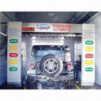 Buy cheap Touchless Roll-over Car Wash Machine, 20kW Power from wholesalers