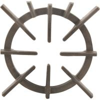 Buy cheap Green Sand Casting Kitchen Cast Iron Stove Grates / Gas Stove Cast Iron Burner Grates from wholesalers