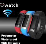 Buy cheap U9 Bluetooth Smart Watch Waterproof Wrist U See UWatch Smartwatch Pedometer Wifi Hotspots from wholesalers