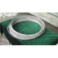 Buy cheap Low density Gr5 Titanium Welding Wire for Electroplating Hanging Tools from wholesalers