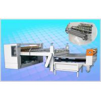 Buy cheap Rotary Slitter Cutter Stacker, Paper Roll to Sheet Slitting + Cutting + Stacking from wholesalers