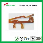 Buy cheap NI-AU Plating Flex PCB , Mobile Phone Circuit Board from wholesalers
