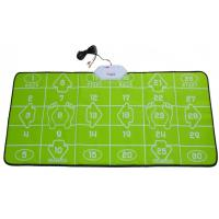 32 Bit TV PC USB Game Interactive Dance Mat Green For 2 Players Manufactures