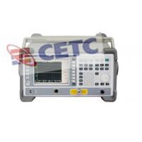 Buy cheap 17cm LCD display Noise Figure Analyzer for wave amplifier attenuator / mixer from wholesalers