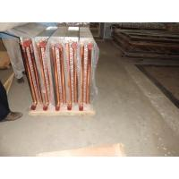 Buy cheap 0.2 ~ 3.1mpa Aluminium Fin Type Copper Tube Heat Exchanger For Air Dehumidifier Systems from wholesalers