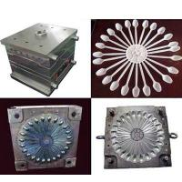 Buy cheap plastic  fork and spoon  mold from wholesalers