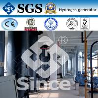 Buy cheap High Efficiency Cooper Industry Hydrogen Generators Fully Automatic Operate from wholesalers