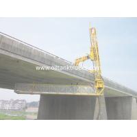 Buy cheap High Performance Bridge Inspection Equipment 8x4 , 22m Under Bridge Access from wholesalers