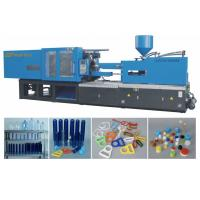 Buy cheap 170 Ton Automatic Plastic Injection Moulding Machine Horizontal Style Preform Injection from wholesalers