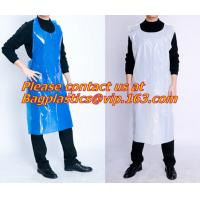 Buy cheap Plastic White Embossed Disposable Pe Aprons/plastic apron/disposable apron,Spa and Beauty Items PROTECTIVE PRODUCTS PAC from wholesalers