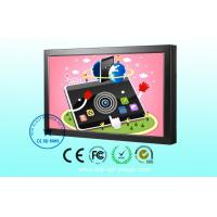 Buy cheap LED Backlight 19 Touch Screen Digital Signage / Toshiba TFT LED Screen from wholesalers