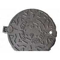 Wholesale Class A15 Ductile Iron Manhole Cover Anti Rust DIN BS ASTM EN124 Standard from china suppliers