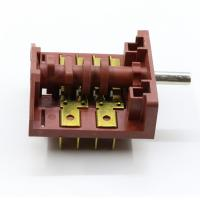 Buy cheap Mini Rotary Switch Manufacturer 4 Pole 3 Position Dishwasher Switch from wholesalers