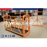 Wholesale Building Construction Tools Suspended Working Platform ZLP500 Type from china suppliers