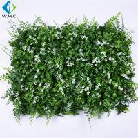 Wholesale Mall Decoration Faux Vertical Garden Customized Design 5-10 Years Lifetime from china suppliers