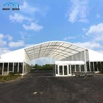 Buy cheap Elegent Winter Arcum Tent Galvanized Steel Connectors Flame Retardant from wholesalers